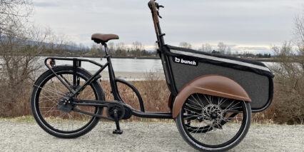 Bunch Bikes The Coupe Electric Box Bike