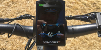 Sondors Lx Center Mounted Color Lcd Display
