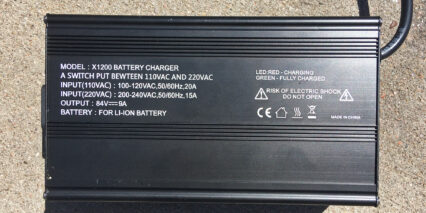 Delfast Top 30 Nine Amp Charger
