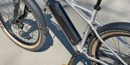 Surface 604 Quad 672 Watt Hour Downtube Battery Or 960wh Option
