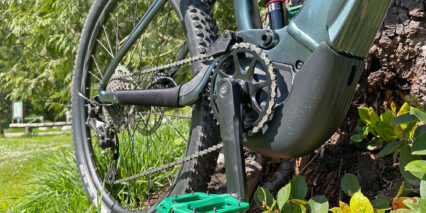 Giant Stance E Plus 2 Narrow Wide Chainring With Guide 36 Tooth