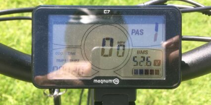 Magnum Voyager Das Kit C7 Grayscale Lcd Display