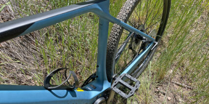 Canyon Grail On Cf 8 Double Bottle Cage Options Rear Fender Mounts