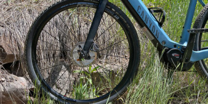 Canyon Grail On Cf 8 Schwalbe G One 28 2 Tires