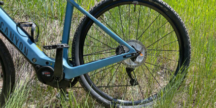 Canyon Grail On Cf 8 Shimano Grx Rx810 Hydraulic Disc Brakes 160mm