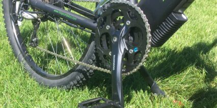 Magnum Summit Triple Front Chainring 170mm Forged Alloy Cranks