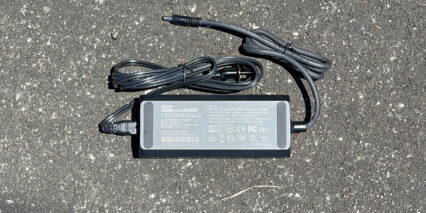 Blix Packa Genie Compact Portable Ebike Charger 2 Amp