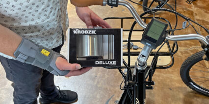 Bluejay Premiere Edition Optional Deluxe Handlebar Cup Holder