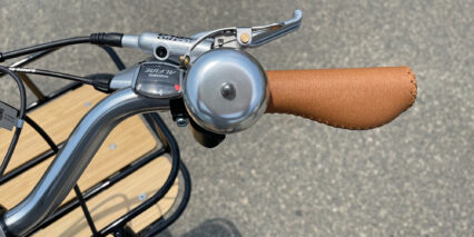 Bluejay Premiere Edition Premium Flick Bell And Shimano Alfine Trigger Shifters
