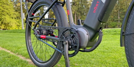 2022 Dost Drop Cvt 170mm Crank Arms Alloy Oversized Pedals