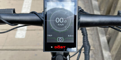 2022 Dost Kope Cvt Color Lcd Display With Usb Charging Port Below