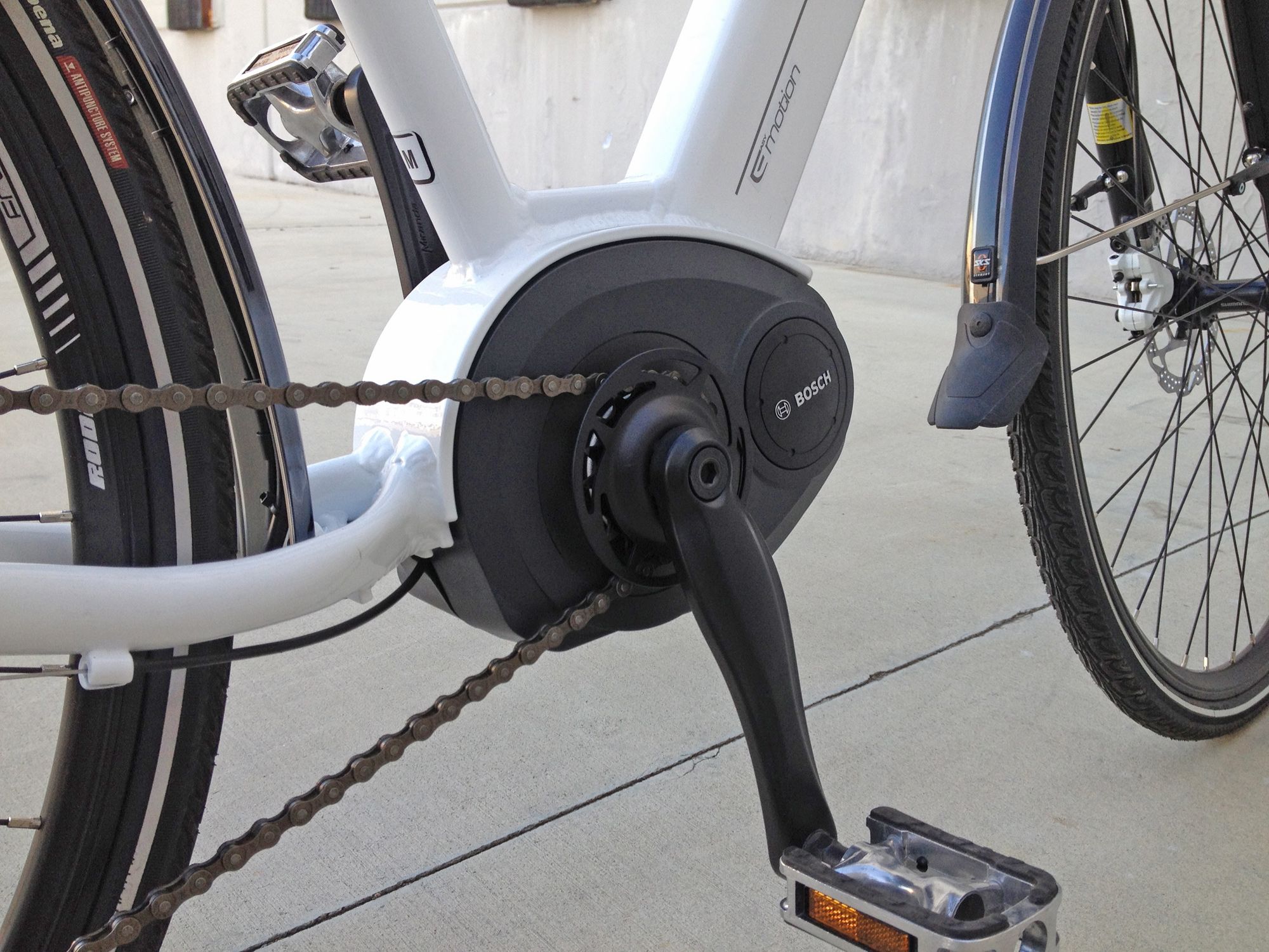 Easy motion bosch city wave review for E bike bosch motor
