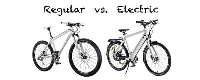 Bikes Vs Scooters Electric bikes really aren t