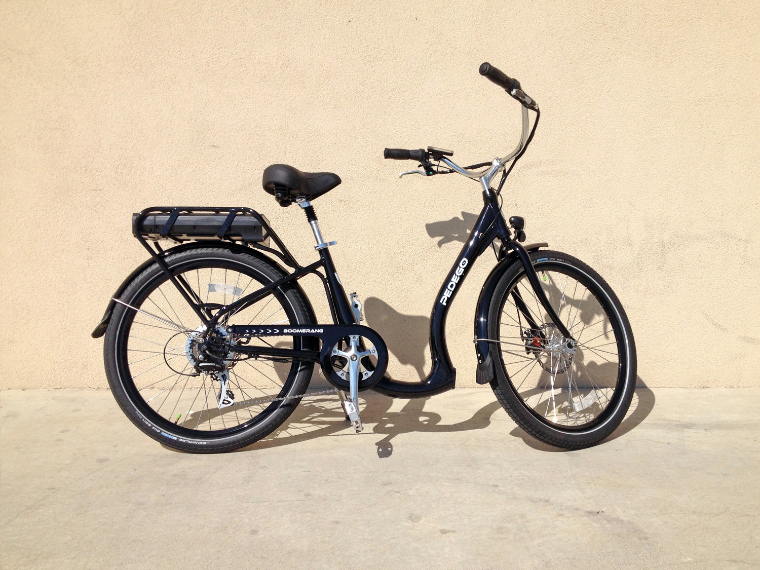 Pedego Boomerang Review Electricbikereview Com