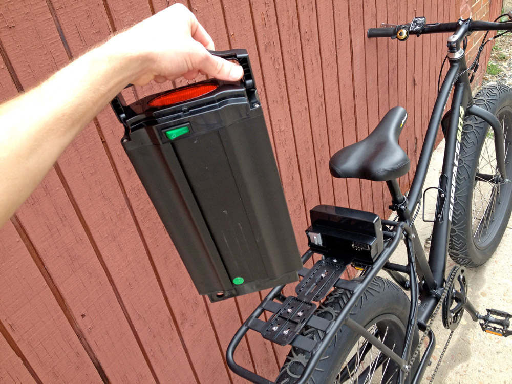 Surface 604 Element Electric Review Electricbikereview Com