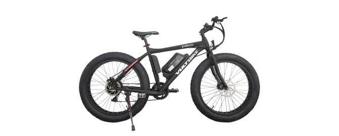 Voltbike Yukon Review Electricbikereview Com